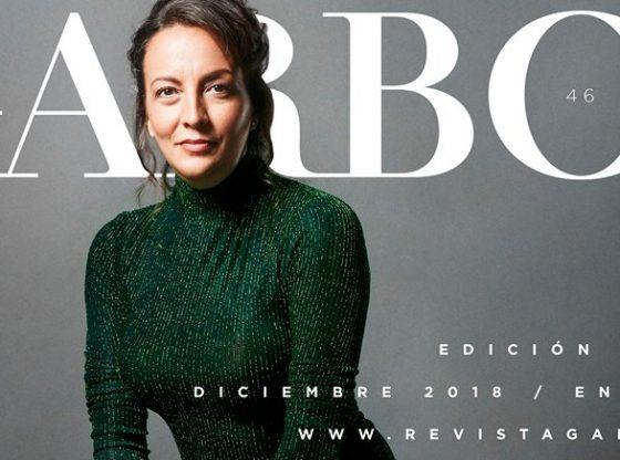 Revista Garbos. Foto tomada de Facebook.