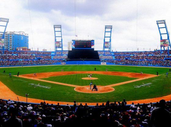 Estadio de Pelota. Foto tomada de Cubanos Guru.