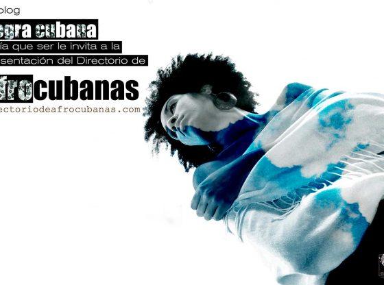 Directorio de Afrocubanas