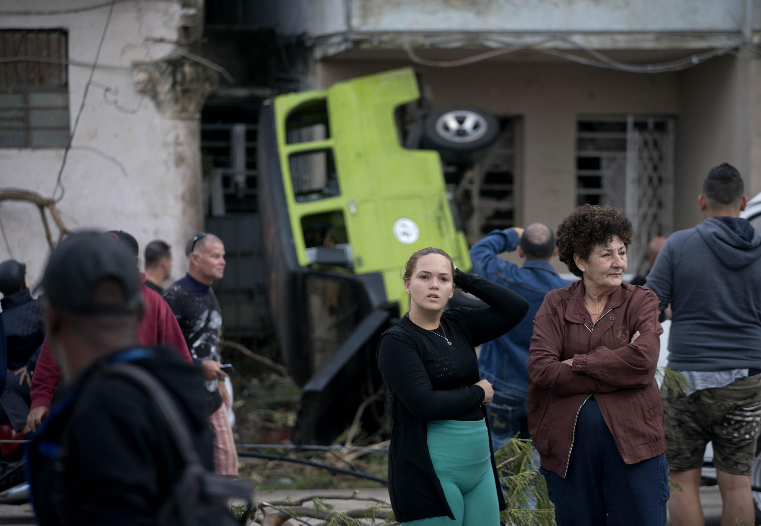 Tornado de La Habana. Foto: All4Women