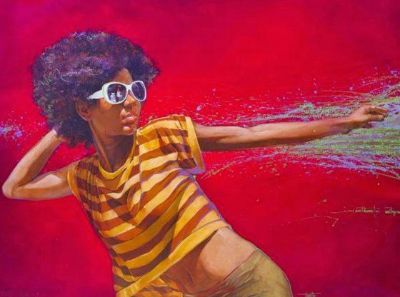 Mujer afro. Foto tomada de http://www.epgconsultora.com.ve