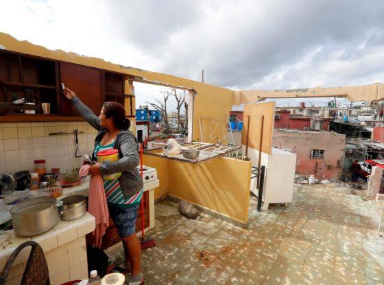 Mujer y desastres