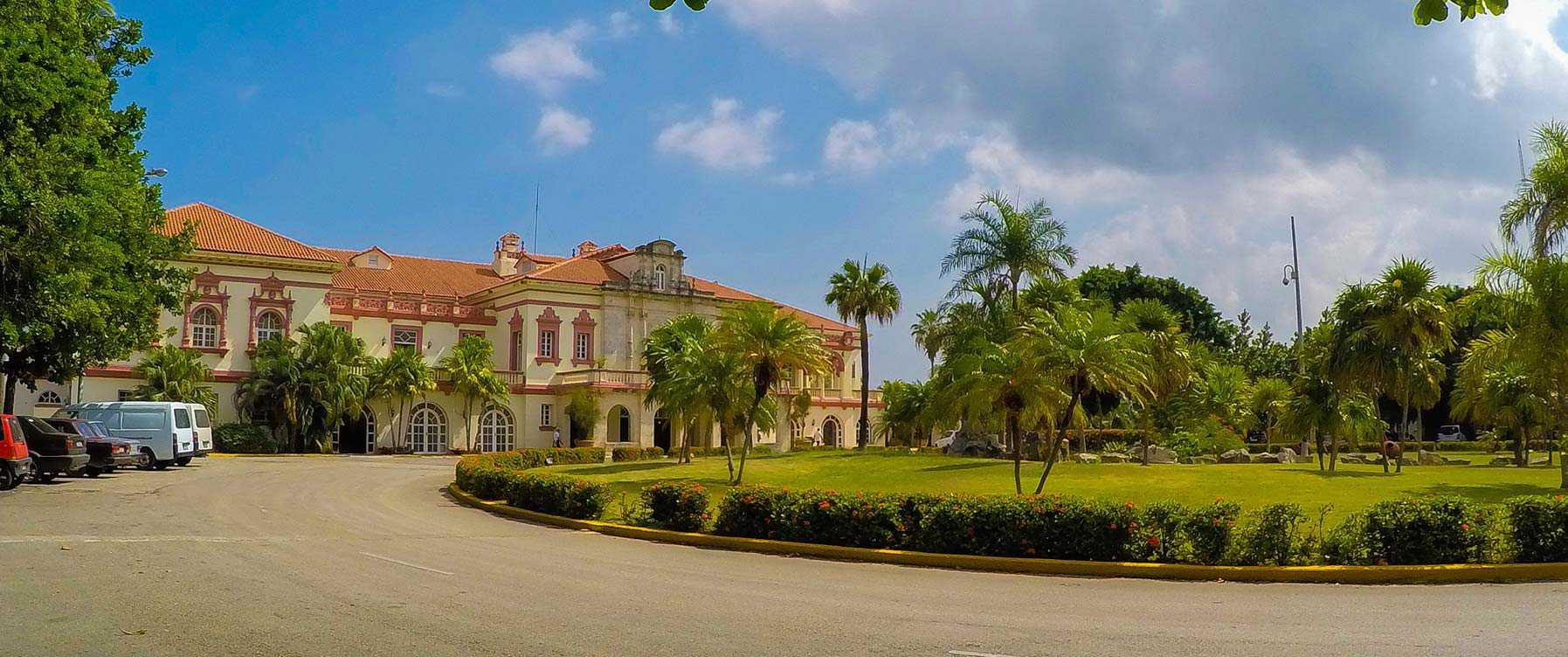Club Habana. Sede del IV Taller Internacional de Mujeres Empresarias.